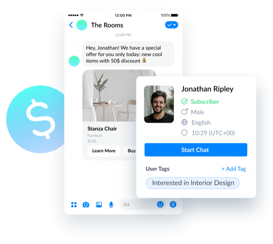 Calgary Chatbots - Online Marketing Agency for Facebook Messenger Marketing